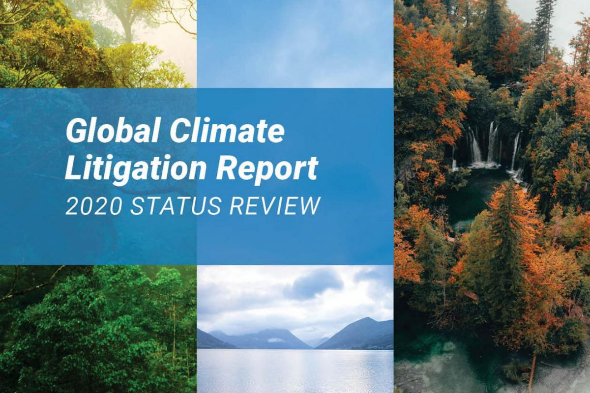 Global Climate Litigation Report:2020
